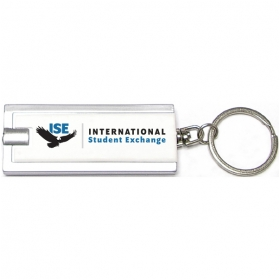 ISE Keychain Flashlight