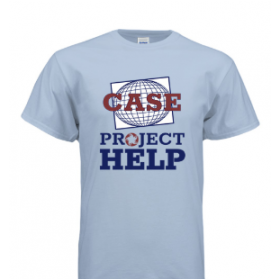 CASE Project HELP T-Shirt